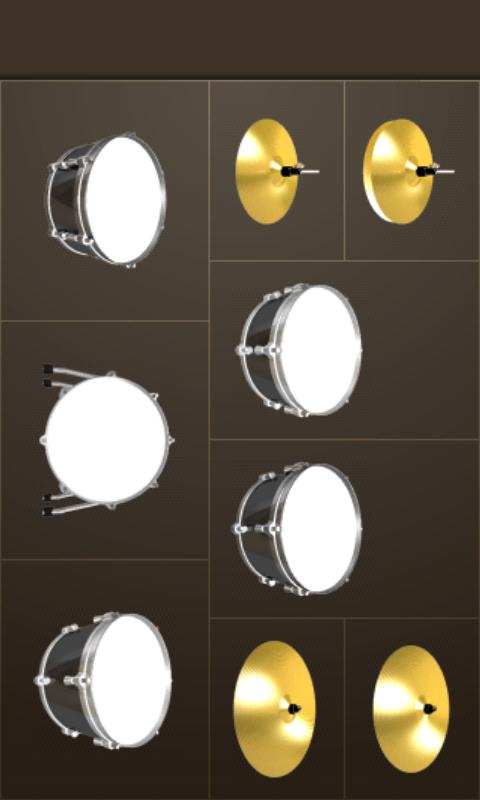 New myDrum - screenshot