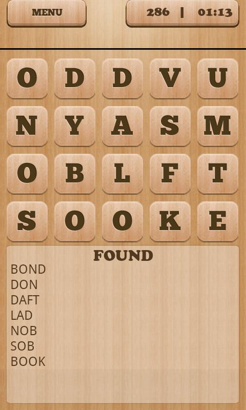 Words Rumble - FREE - screenshot