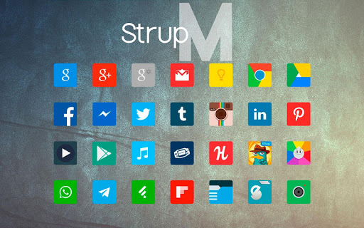Strup M – Icon Pack v1.2