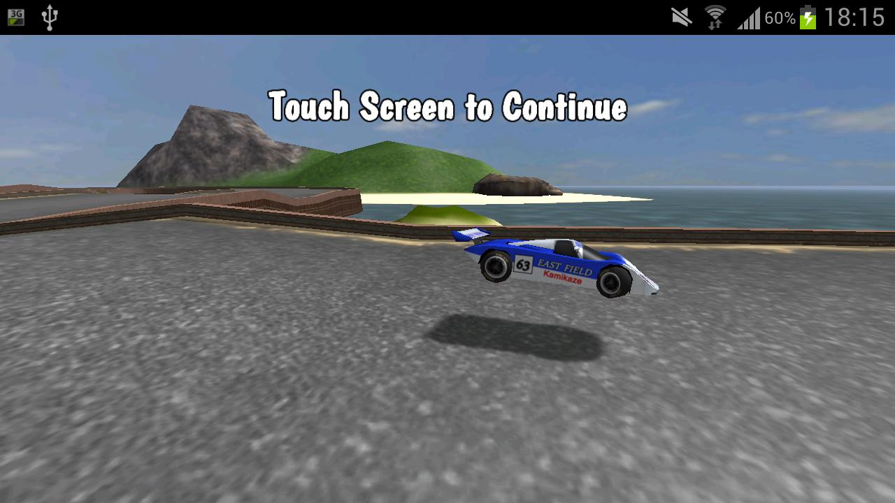 Tiny Little Racing - screenshot