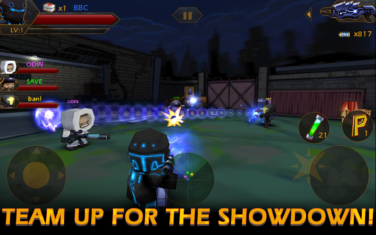 Call of Mini: Zombies- screenshot