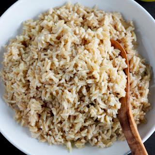 Wasabi Rice Recipes.