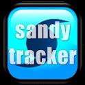 Hurricane Sandy Tracker icon