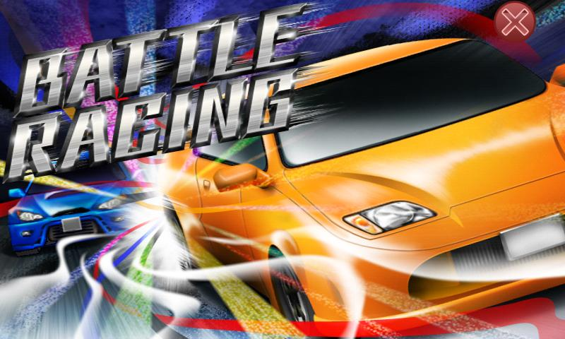 Battle Racing 3D - screenshot