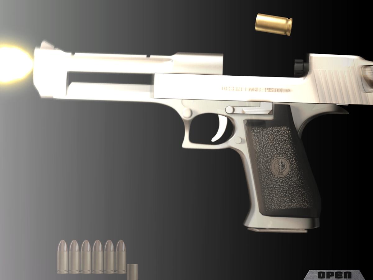 Screenshots of iGun Pro -The Original Gun App for iPhone