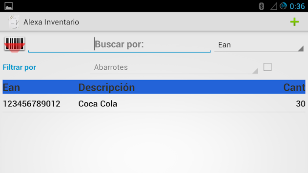 Download Alexa Inventario Basic APK latest version app for android