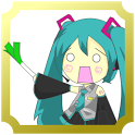 Hachune Roller icon