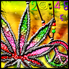 Reggae Sunset LWP Trial icon