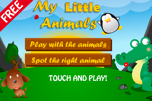 My little animals