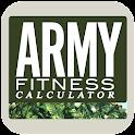 Army Fitness Calculator Pro icon