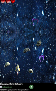 Extra Galaxy War screenshot