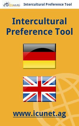 Intercultural Preference Tool