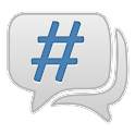 HashChat for Twitter icon