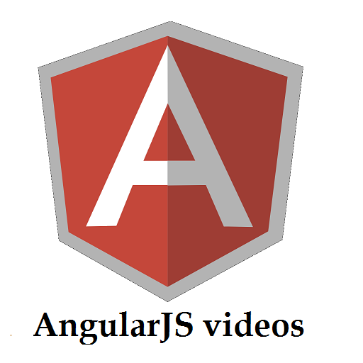 AngularJS videos LOGO-APP點子