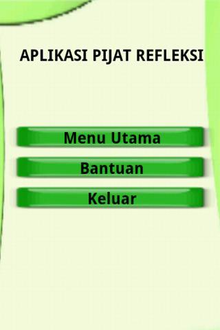 Pijat Refleksi - screenshot