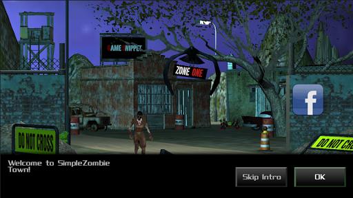 Simple Zombie