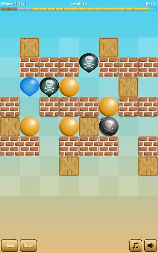 【免費解謎App】Balls Must Fall-APP點子