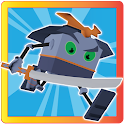 Cube Samurai: RUN icon
