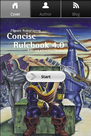 FSpaceRPG Concise Rulebook v4
