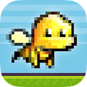 Flappy Bee - Endless Bird Run
