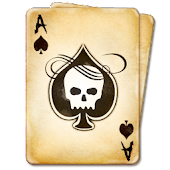 Ace of Spades Skull Theme