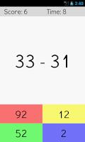 Screenshot of Hardest Math Game Ever