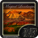 Magical Landscapes - M3 Fusion icon