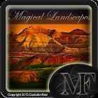 Magical Landscapes - M3 Fusion icon