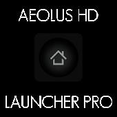 Aeolus HD Dark Launcher Pro