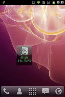 CPU Monitor- screenshot thumbnail