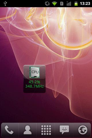 CPU Monitor- screenshot