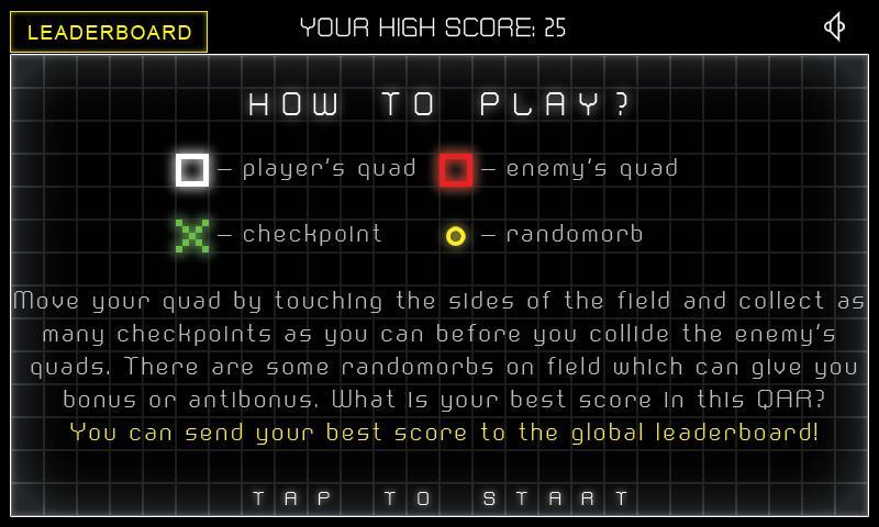 QAR - screenshot