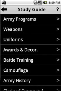 Army Board Study Guide 2012