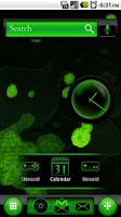 Screenshot of Livid Green Theme for GDE - HD