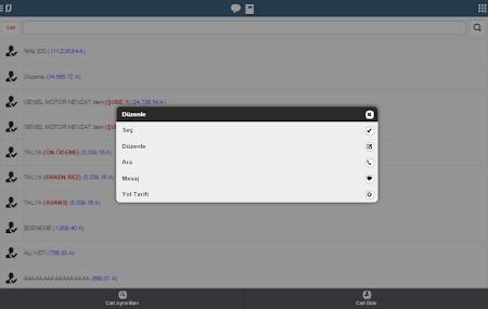 Webticari Online 3.6 screenshot 1026247