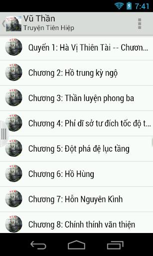 Vu Than Truyen hot