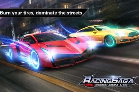 Racing Saga - náhled