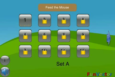 Feed the Mouse - screenshot