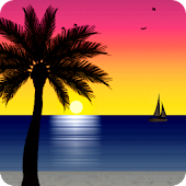 Sunrise Sunset Live Wallpaper