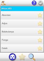 Screenshot of Djembe Rhythms