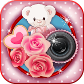 Free Download Cute Girl Photo Frames Editor APK for Samsung
