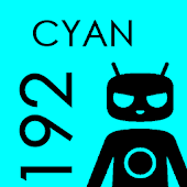192 Series Cyan(ogen) Theme