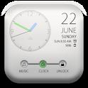 Pure GO Locker Theme icon