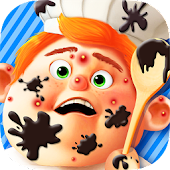 Crazy Chef Doctor: Rescue Game