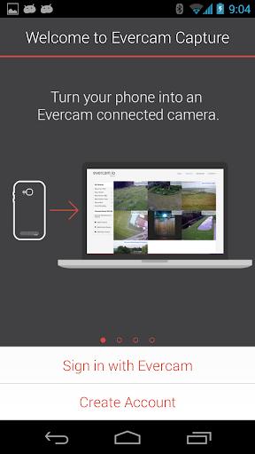 Evercam Capture