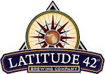 Logo for Latitude 42 Brewing Company