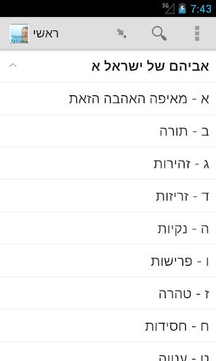 מאמר מרדכי אביהם של ישראל