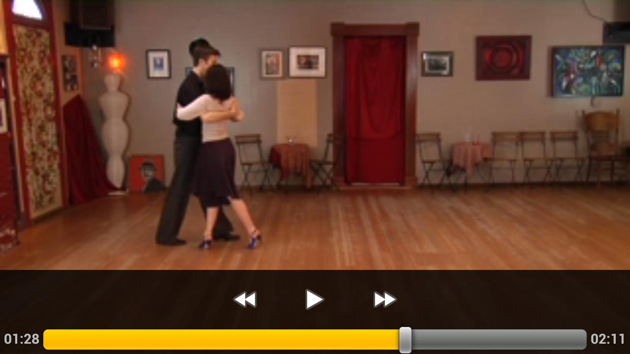 Intermediate Argentine Tango- screenshot