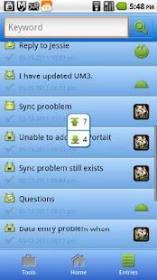 UM Diary 3 - screenshot thumbnail
