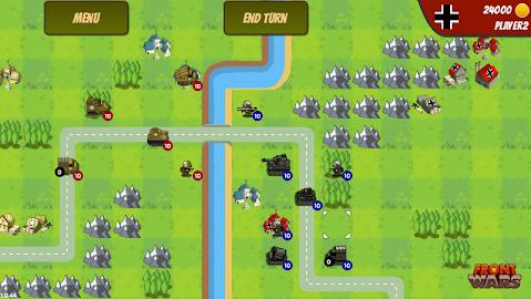 Front Wars Screenshot 2